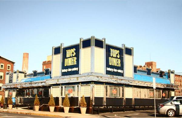 Tops Diner In East Newark New Jersey Information Coupons Menu