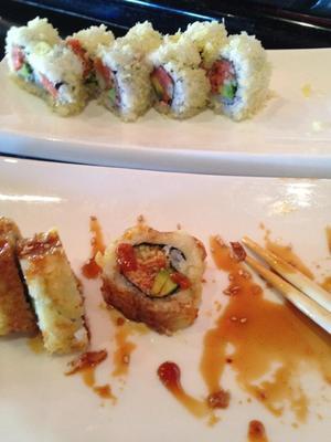 by - Sushi Garden Tucson
