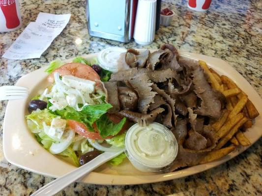 Squabs Gyros in Melrose Park, Illinois: information, coupons, menu and ratings