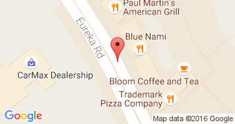 Blue Nami Sushi
