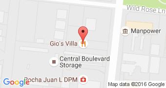 Gio's Villa Inc.