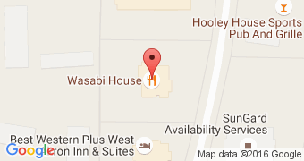 Wasabi Japanese Steak House