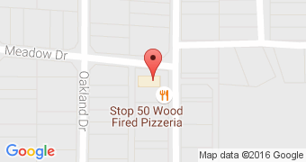 Stop 50 Wood Fired Pizzeria