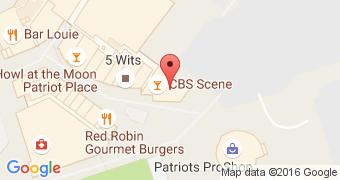 CBS Scene Restaurant and Bar
