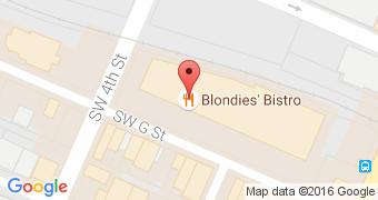 Blondies' Bistro