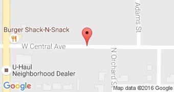 Burger Shack-N-Snack