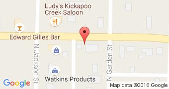Ludy's Kickapoo Creek Saloon