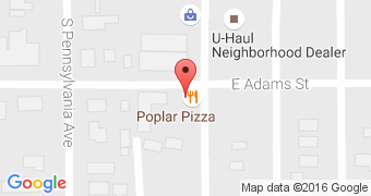 Poplar Pizza