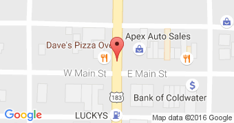 Dave's Pizza Oven