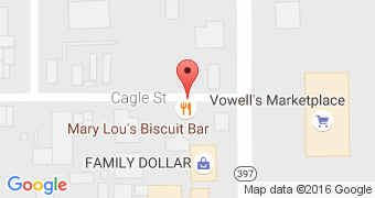 Mary Lou's Biscuit Bar