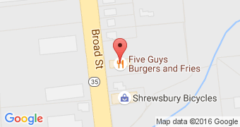 Five Guys Famous Burgers