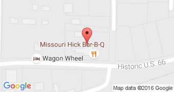 Missouri Hick Barbeque