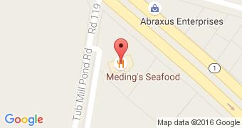 Meding's Seafood