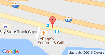 Lepage's Seafood & Grille
