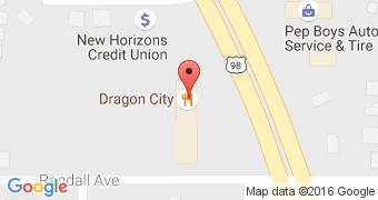 Dragon City Chinese Buffet