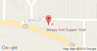 Sleepy Owl Supper Club