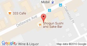 Shogun Sushi and Sake Bar