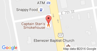 Captain Stan's Smokehouse