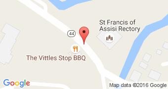 the vittles stop bbq