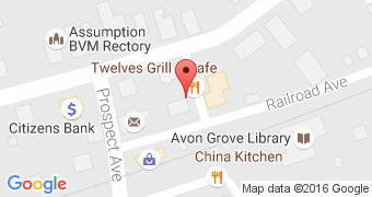 Twelves Grill and Cafe