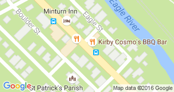 Kirby Cosmo's BBQ Bar