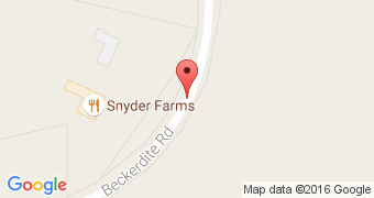 Snyder Farms Restaurant
