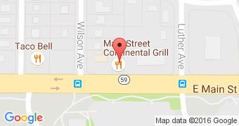 Main Street Continental Grill