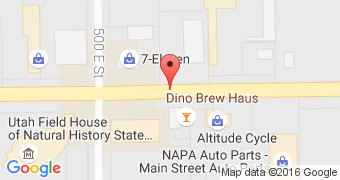 Dinosaur Brew Haus