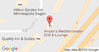 Ansari's Mediterranean Grill & Lounge