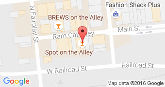 The Spot on the Alley