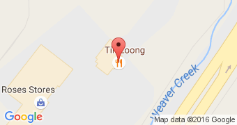 Tin Loong Restaurant in Blue Ridge
