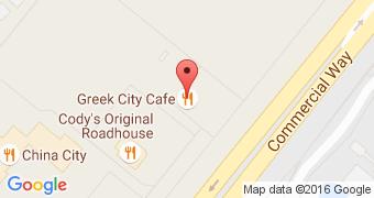 Greek City Cafe