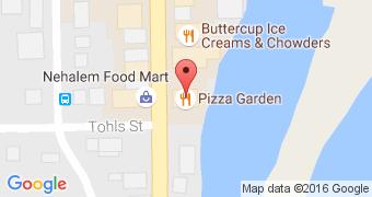 The Pizza Garden