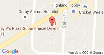 Super Freeze Drive- in Restaurant