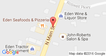 Eden Seafood and Pizzeria