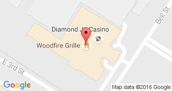 Woodfire Grille at Diamond Jo Casino