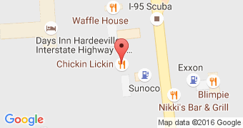 Chicken Lickin' Hickory House