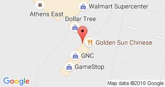 Golden Sun Chinese Restaurant