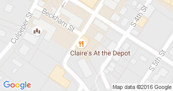Claire's at the Depot