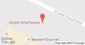Canyon King Pizzeria