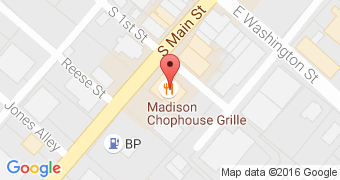 Madison Chop House Grille