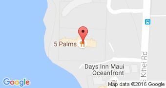 5 Palms Restaurant