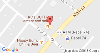 KC's Outpost Eatery & Saloon