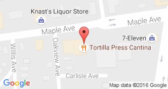 Tortilla Press Cantina