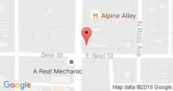 Alpine Alley