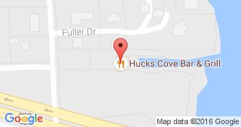Huck's Cove Marina Bar & Grill