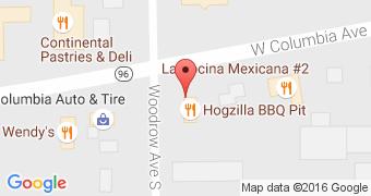 Hogzilla BBQ pit
