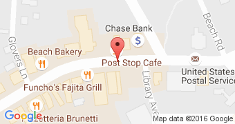Post Stop Cafe