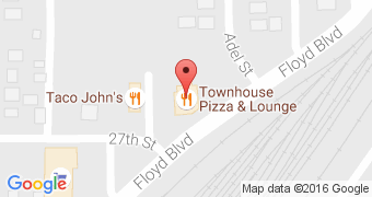 Town House Pizza & Lounge