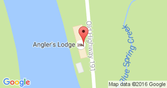 Angler Lodge & Riverfront Restaurant